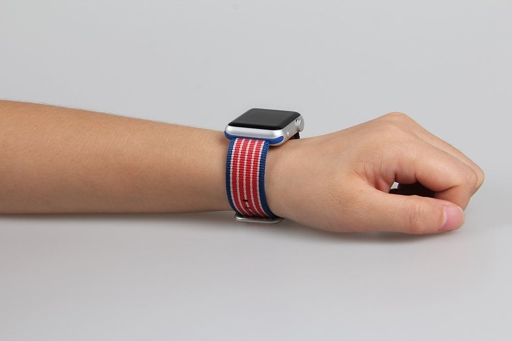 V-Moro US Flag Apple Watch Band