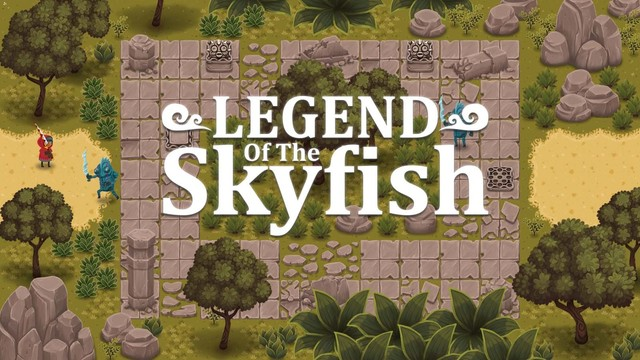 The Zelda-Inspired Legend of the Skyfish Is Launching on iOS in a Few Days
