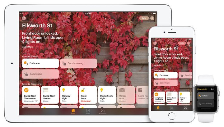 The built-in Home app may finally take HomeKit devices into the mainstream.