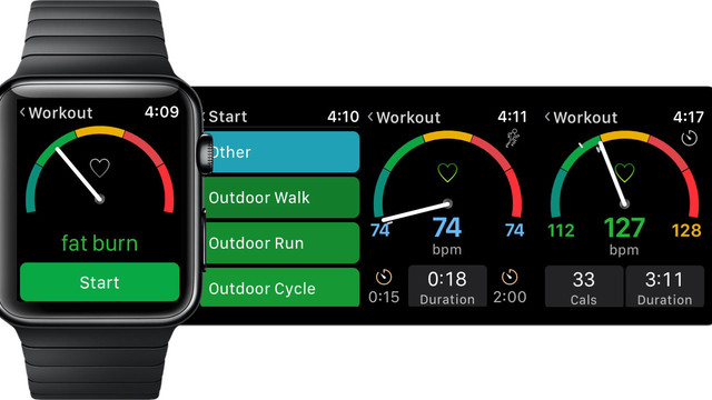 HeartWatch 3 Helps Make Sense of Your Apple Watch's Health Data