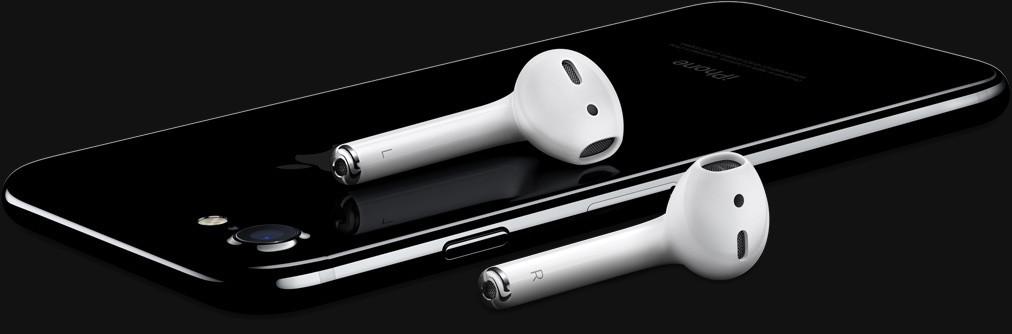 No more headphone jack