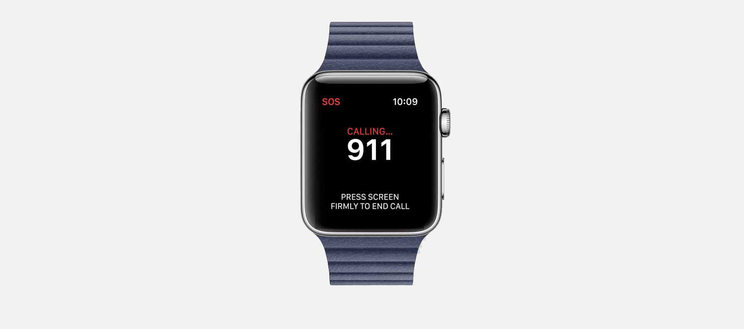Apple Watch SOS Feature Helps Saves the Life of a Pennsylvania Woman and Her Son