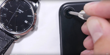 A New Video Compares the iPhone 7 Sapphire Camera Lens Cover to Traditional Watches