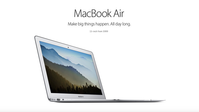 The 13-Inch MacBook Air Lives On, For Now