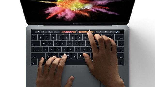 10 Things You Can Do With Apple's MacBook Pro Touch Bar