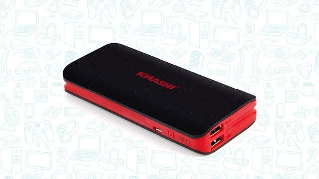 Get This 10000mAH External Battery For Just $9