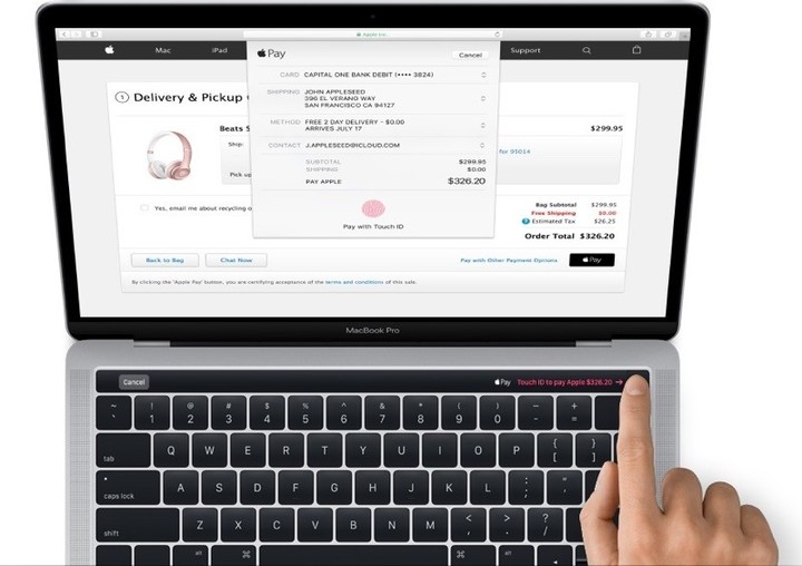 The new MacBook Pro?