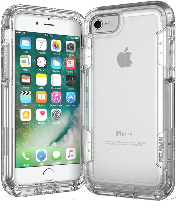 best sneakers d2068 8c5d5 5 Clear Cases to Show Off Your iPhone 7 or iPhone 7 Plus