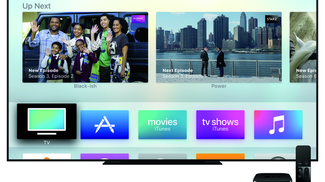 Don't Expect Original Content On Apple TV, iOS