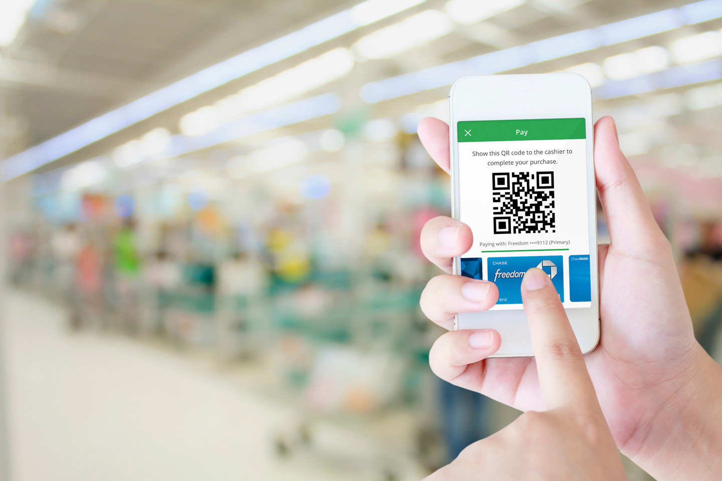 Walmart Continues to Shun Apple Pay In Favor of Another QR Code