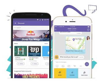 Viber Messaging App Launches Public Accounts for Brands and Businesses