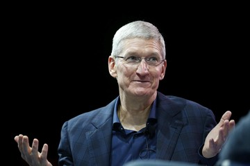Apple's Tim Cook Addresses Trump Election, Calls for Unity