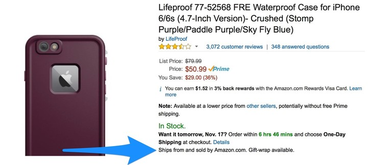Product Counterfeiters on Amazon