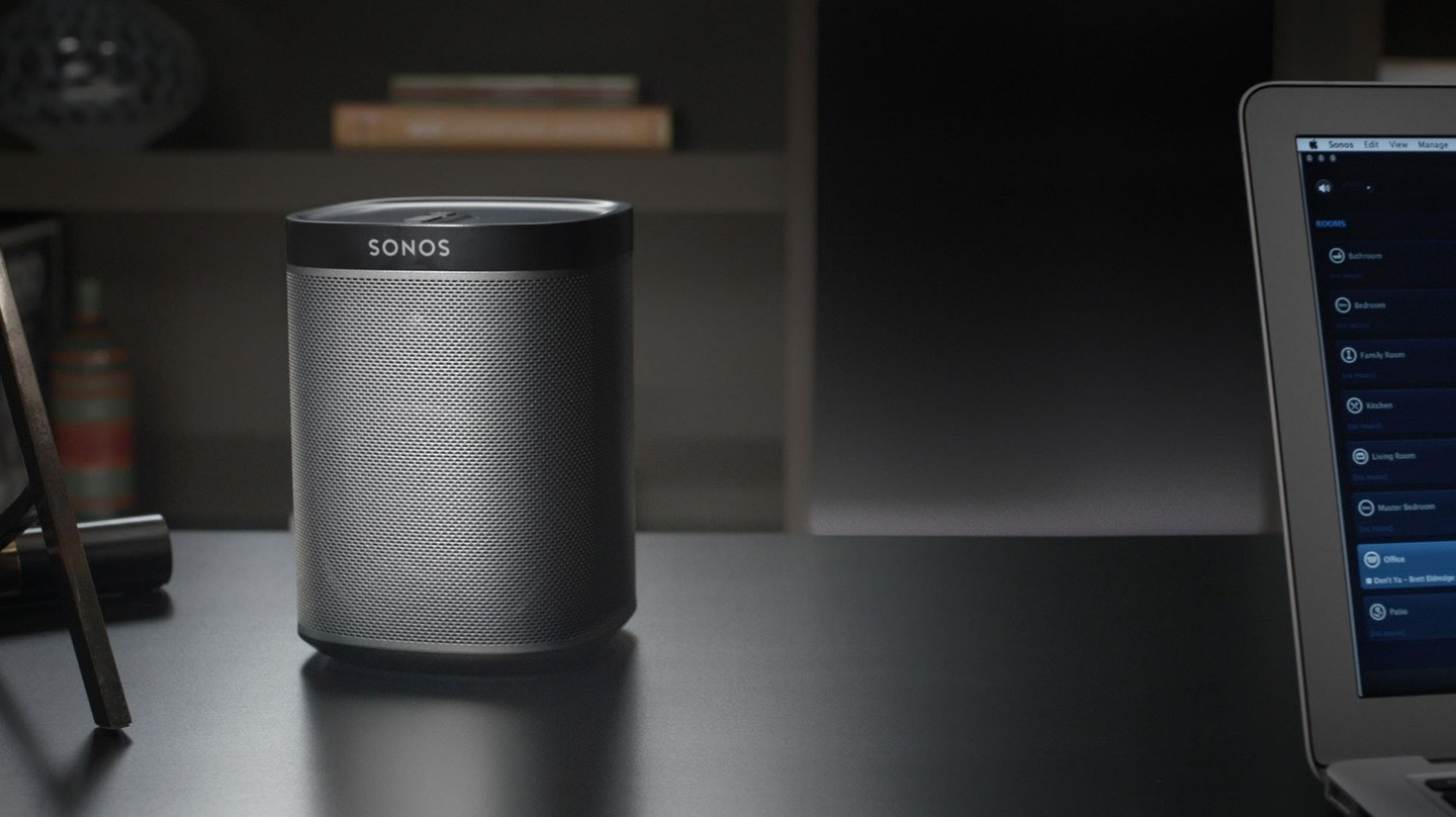Save 10% on the Ever So Popular Sonos PLAY:1 Compact Speaker