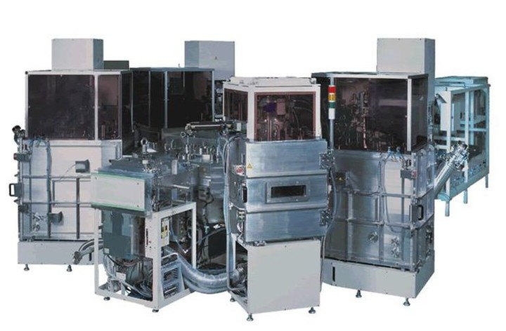 The ELVESS OLED mass production system