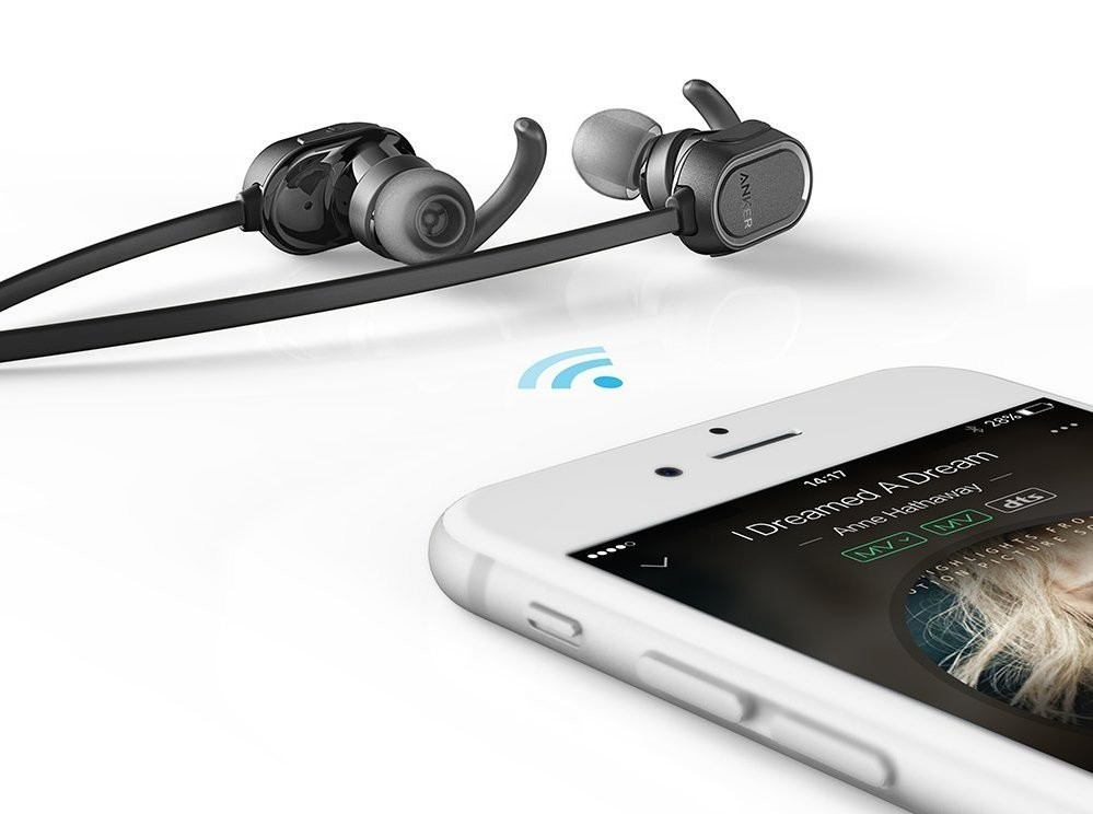 Anker SoundBuds iPhone