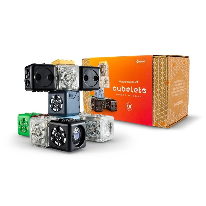 Cubelets TWELVE Robot Blocks