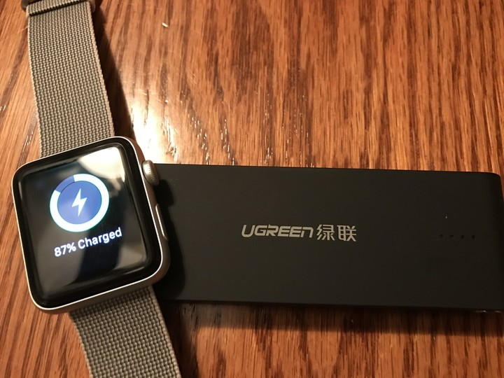 Ugreen Magnetic Charger for Apple Watch