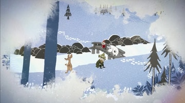 Tap to Find Out Why Winter Is Not Coming in Moomin Quest