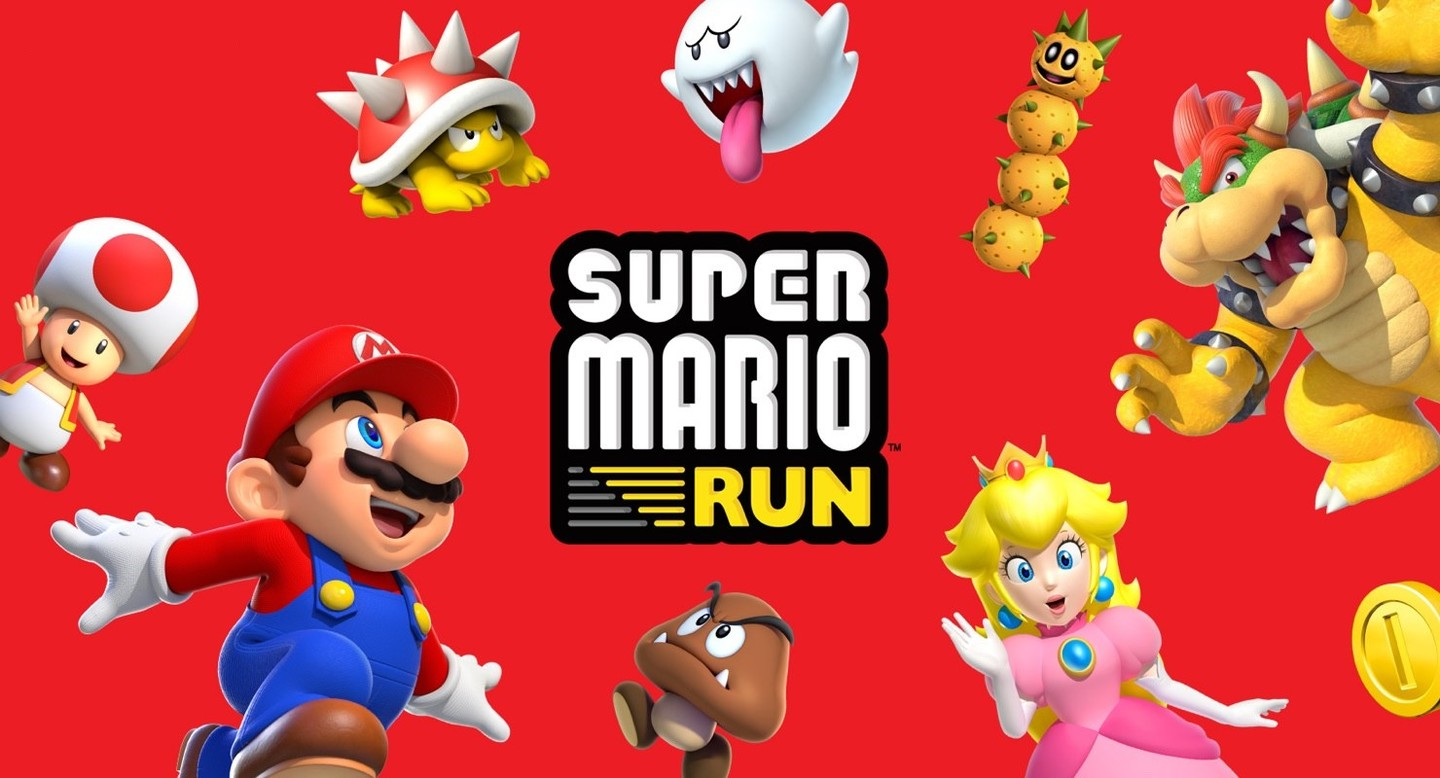 Super Mario Run Friendly Run