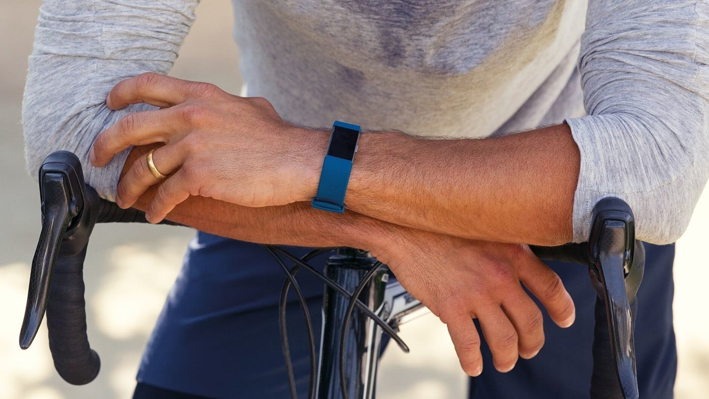 FitBit Charge 2 Bike