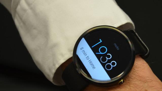 Motorola Says Goodbye to Smartwatches