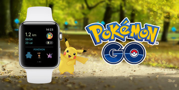 Surprise! Pokémon Go for Apple Watch is Here
