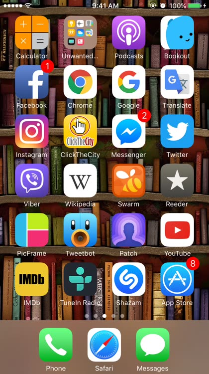 How to restore built-in apps from the App Store