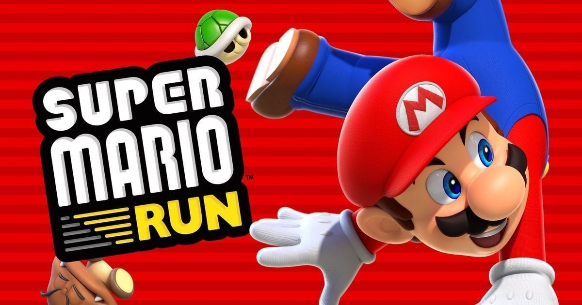 Pay for Super Mario Run