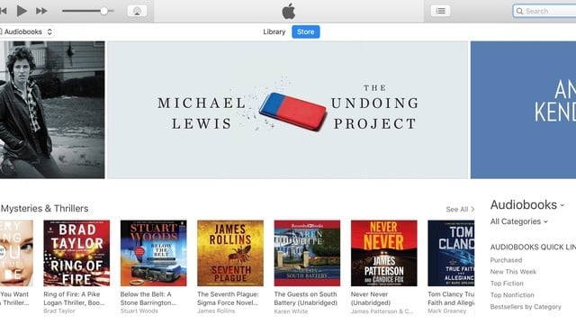 Audiobook Prices Could Fall Thanks to Apple, Amazon