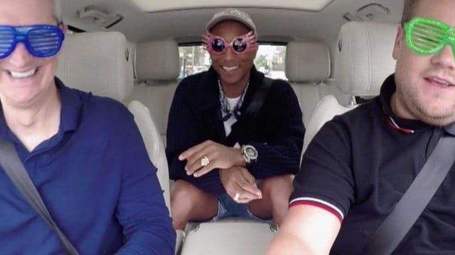 Apple's Tim Cook Reportedly Wanted to Clean Up 'Carpool Karaoke' Before its Release