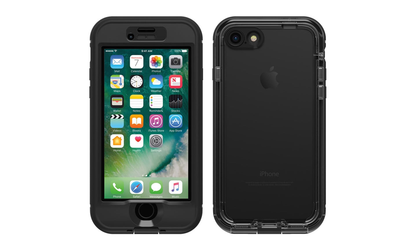 online store 8b7cb 7007a LifeProof Nuud Case for the iPhone 7 and iPhone 7 Plus Now Available