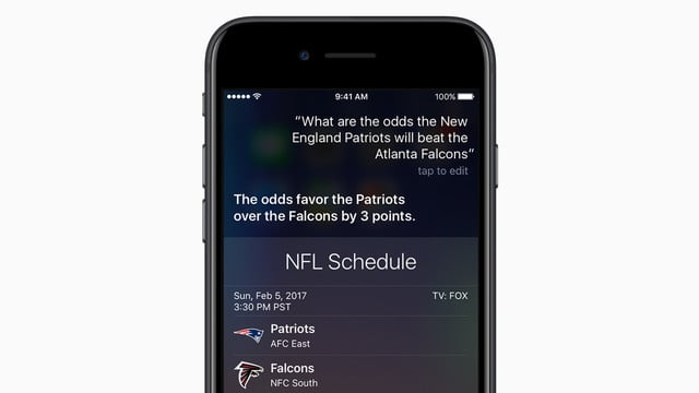 Apple Supercharges Siri With Some New Features for the Super Bowl