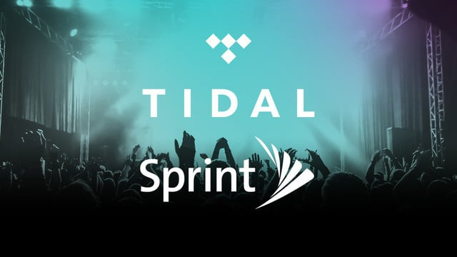 Sprint and Tidal Announce Partnership to Take on Spotify, Apple Music