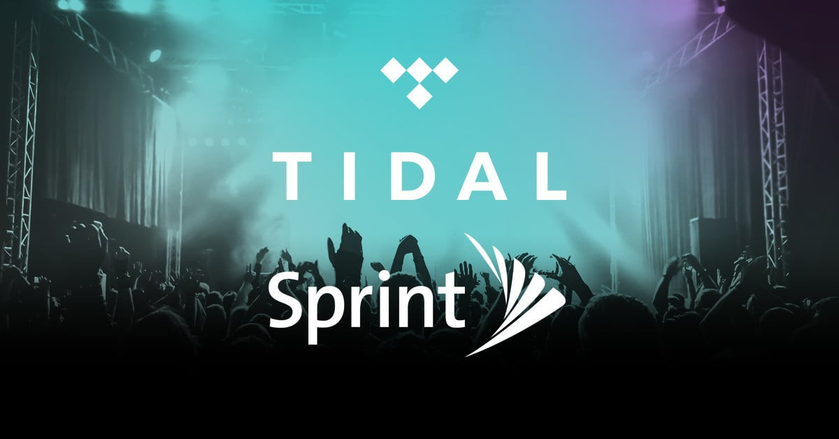 Sprint and Tidal