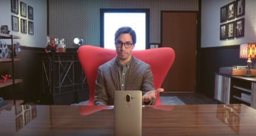 Former 'I'm a Mac' Actor Justin Long Pitches Apple Competitor