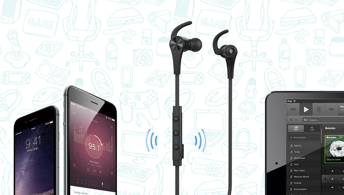 Need a Pair of Cheap Bluetooth Headphones? These Are Just $11 Bucks