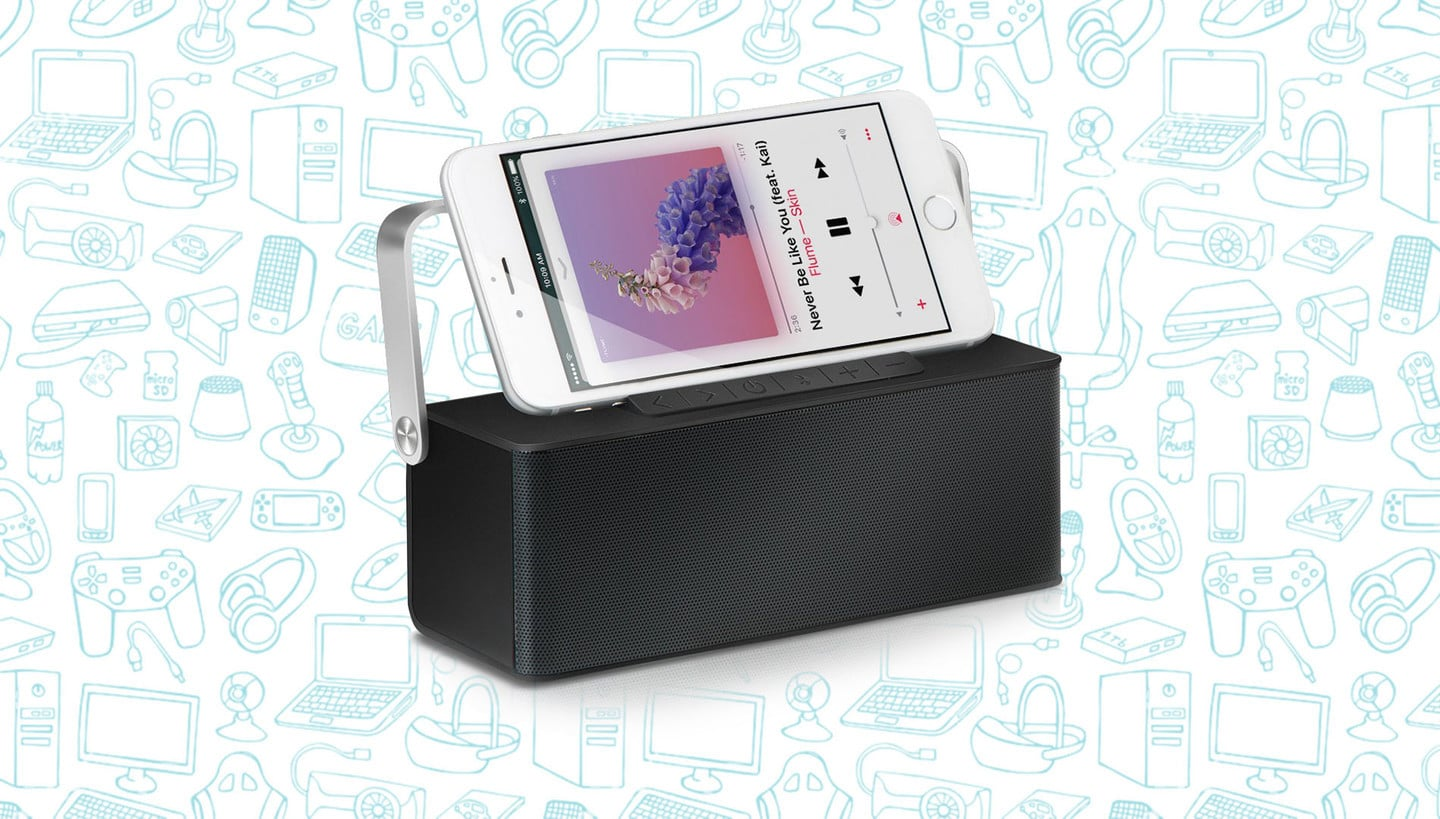 Get This iPhone Speaker Dock for Just $17