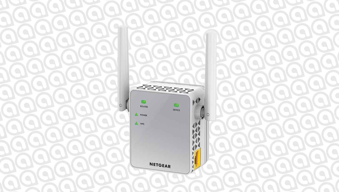 Extend Your Wi-Fi With This $30 Range Extender
