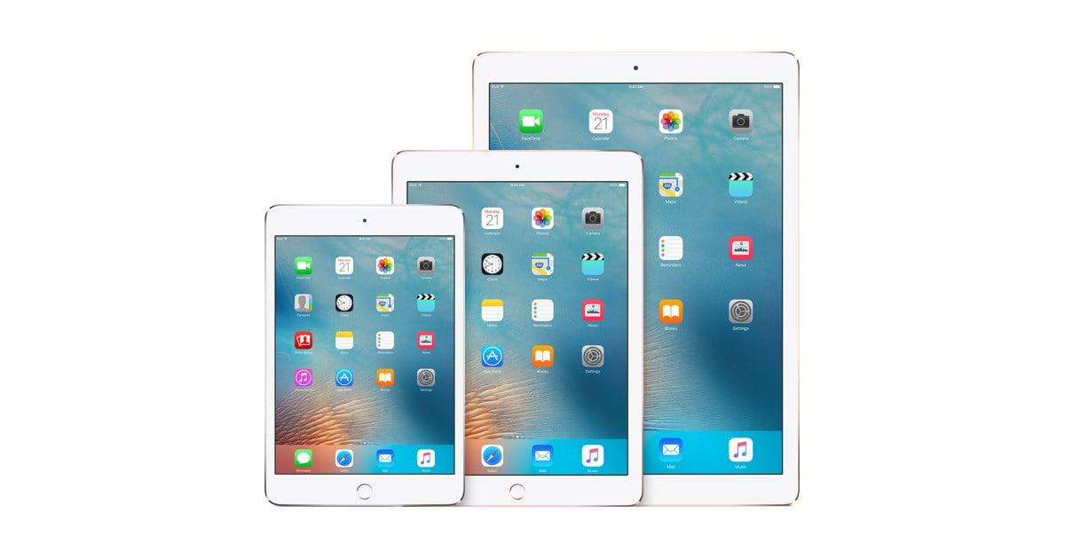 2017 iPads report
