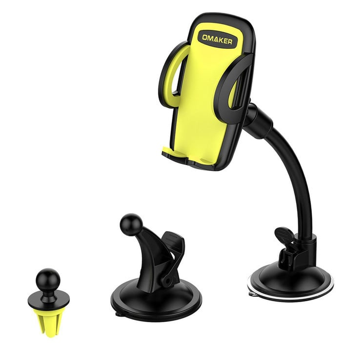 Omaker 3-in-1 Universal Cell Phone Holder