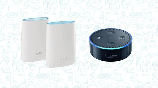 Get the Best Performing Orbi Home WiFi System + Amazon Echo for Just $330