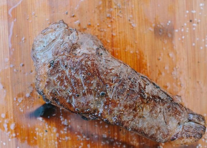 What a beautiful Sous Vide Steak