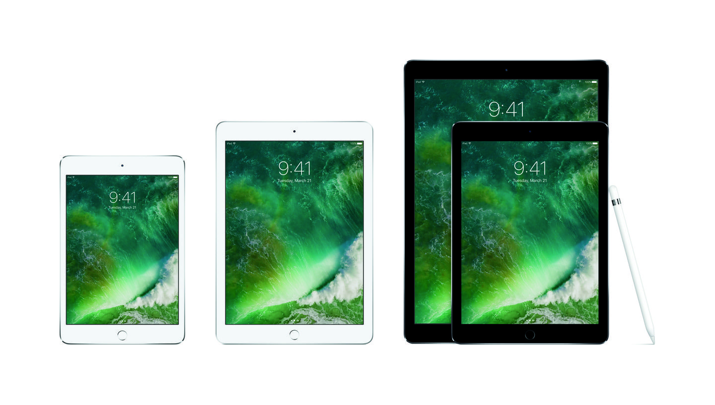 Other 2017 iPads