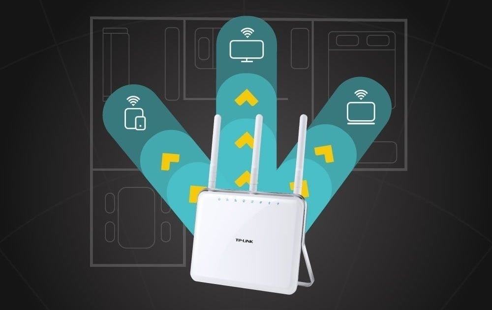 Get This Super Popular TP-Link AC1900 Wireless Router For 20% Off