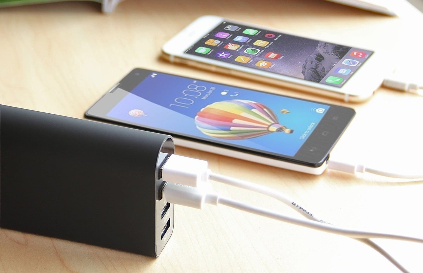 This Best Selling iClever 4-Port USB Charger is 53% Off