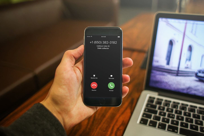 Callblock block calls