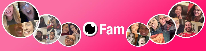 Fam app banner