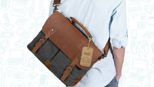 Need a Laptop Bag? This One is Just $45