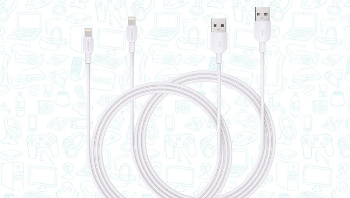 $10 for two cables with promo code YD22NZFS
